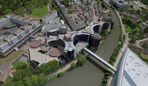 Hotel (Bing Map App)