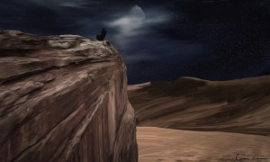 Life On Mars Concept