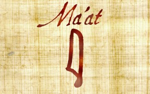 Ma'at Title Image
